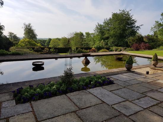 Chaffeymoor Grange : Fountains (off overnight!)