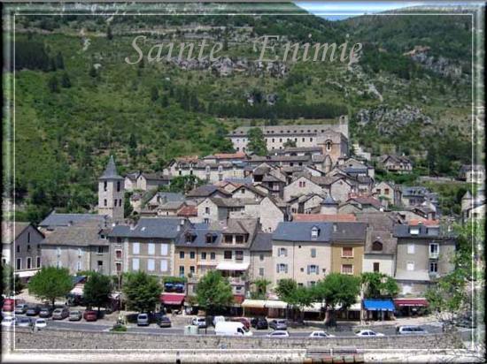 Ofice de Tourisme de Sainte-Enimie