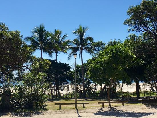 Cylinder Beach Camping Ground