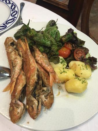 Restaurante o 39 caldino cocina gallega en madrid con cocina for Cocina gallega en madrid