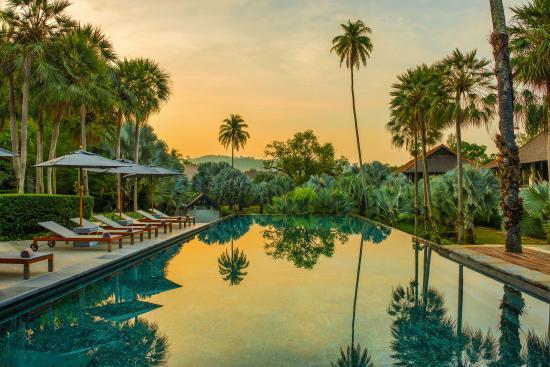 Nai Yang, Thailand: Infinity Pool