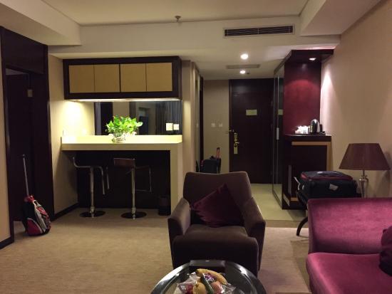 Xian Titan Times Hotel: photo3.jpg
