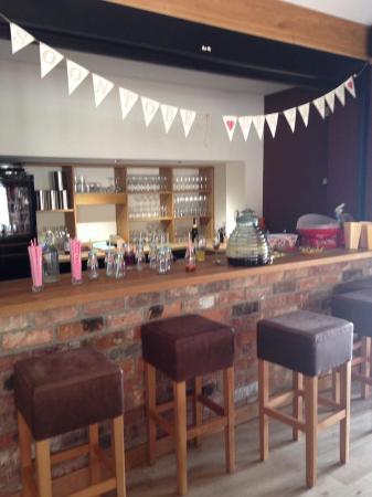 The Bringewood: Bar area