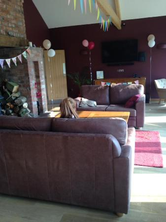 The Bringewood: Second part of communal area