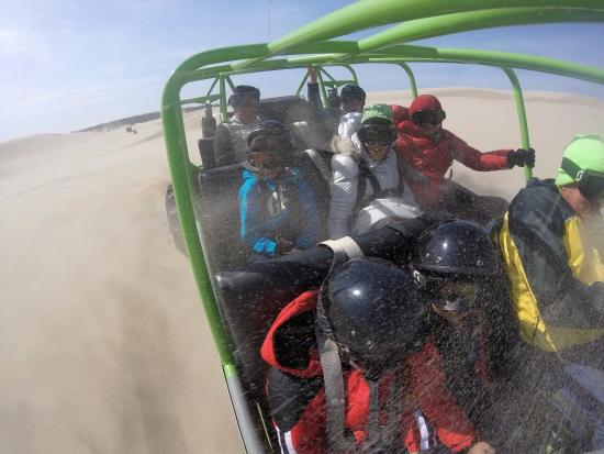 Florence, Oregón: Super fun and exciting trip on the dunes