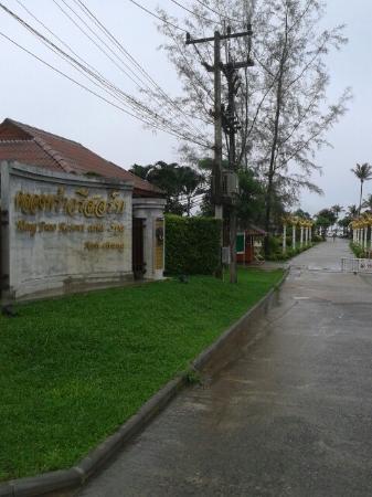 Rainy (quiet) season in Ko Chang