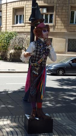 Catalonia Ramblas Picture