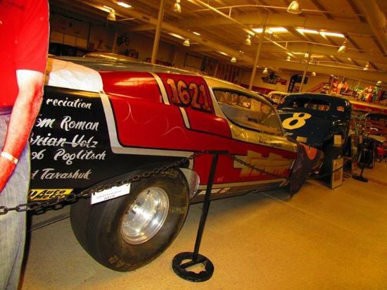 Memory Lane Museum: car at museum