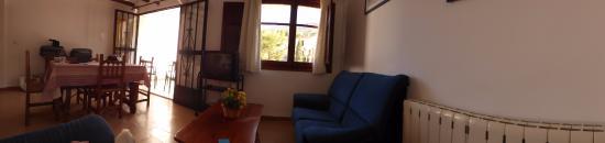 Sunsea Village: Salon - salle à manger