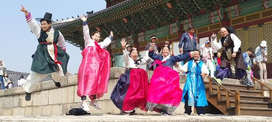 Our Family New Baby Sitter Miae Picture Of Top Korea Tour - Korea tour