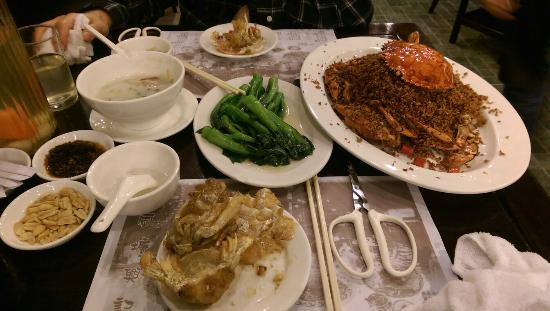 Hing Kee Restauarnt Hong Kong