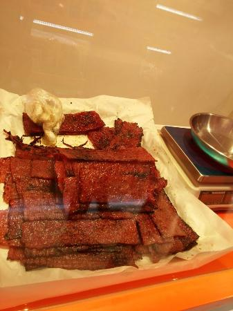 Fragrance Bak Kwa