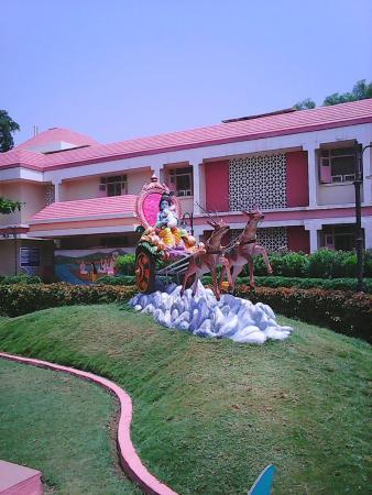 Omkareshwar, Indien: Gajanan Bhakt Niwas