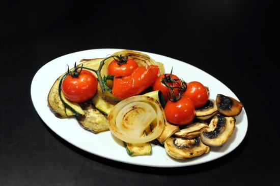 Me Gusta Tapas : légumes à la plancha