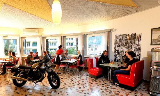 Vezia, สวิตเซอร์แลนด์: Restaurant