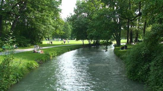 Englischer Garten - Picture of English Garden, Munich - TripAdvisor