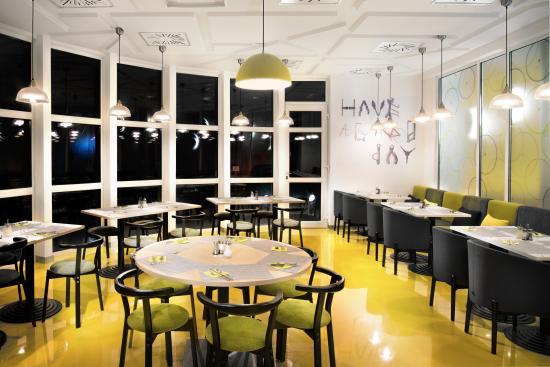 Ibis Styles Budapest City: Restaurant