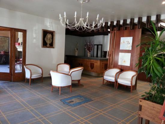 Hotel Vauban: Hall Entree