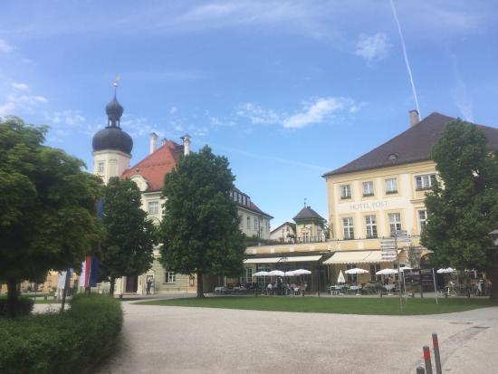 Hotel Zur Post Altotting