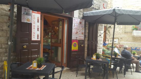Antico caffe del Carmine