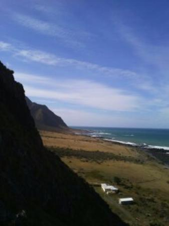 Wairarapa, Nowa Zelandia: Cape Palliser Lighthouse