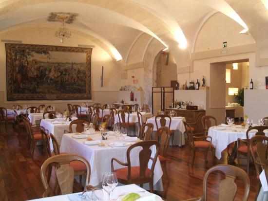 Hotel Convento Las Claras: Restaurante