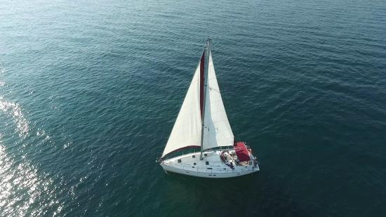 Alegria Yachting Sailing Trips