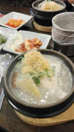 Bal Mountain Samgyetang