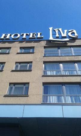 Liva: esterno hotel