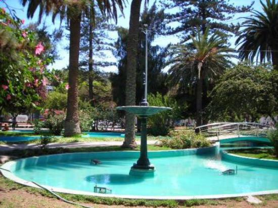 Plaza de Armas de Ovalle