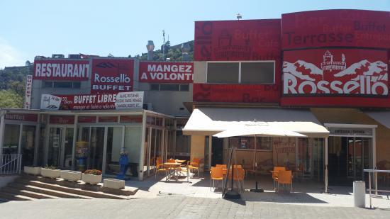 Rossello Buffet libre