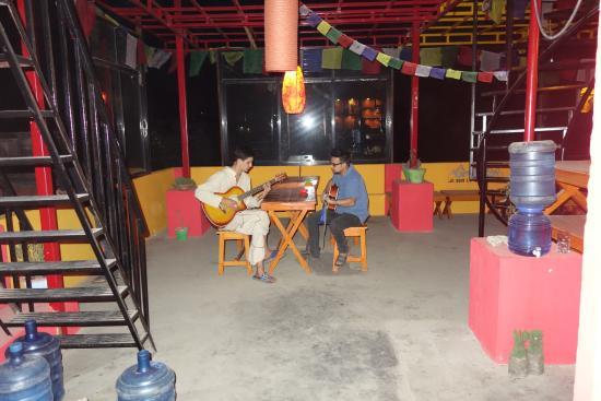 Monkey Temple Guest House