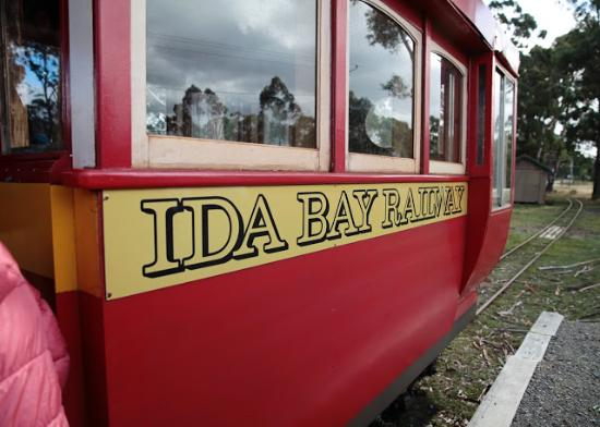 Tasmania, Australia: Ida Bay Railway
