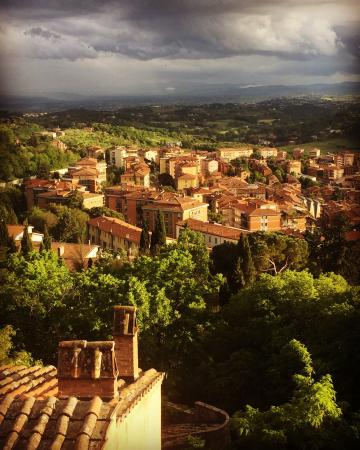 Hotel Signa: The view from  room 346