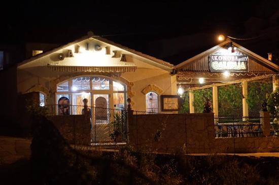 Restoran Galicija