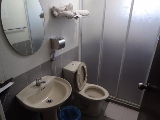 สิปาดันอินน์: トイレ