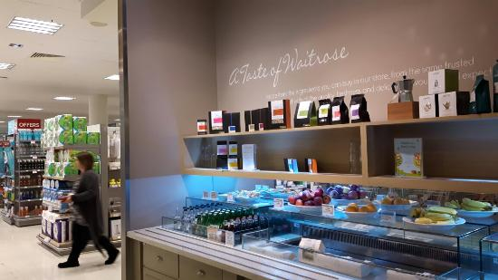 Waitrose Malvern Edith Wlk Restaurant Reviews Photos