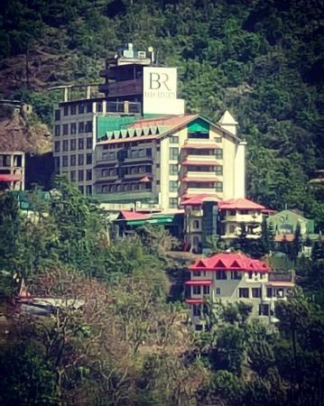 Dharampur, India: Hotel View