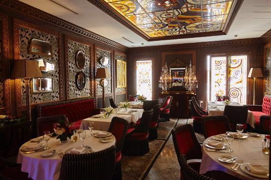 Restaurant Le Veyre - Le Doge Relais & Chateaux