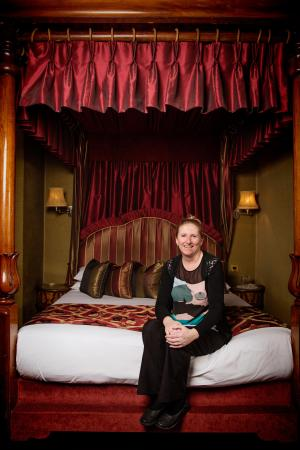 Anita our Head Housekeeper for the last 18 years! - Picture of ...