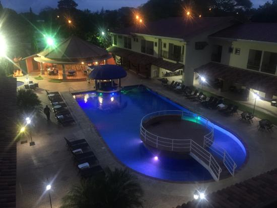 Gran Hotel Azuero: Pool area