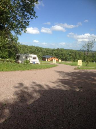 Riddings Wood Caravan And Camping Park