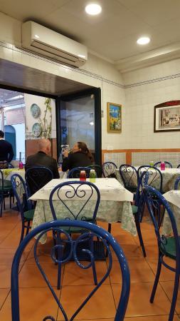 Ristorante Da Peppino: Restaurant