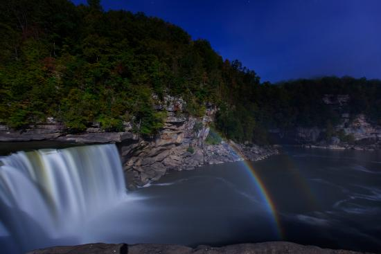Cumberland Falls State Resort - Dupont Lodge: Moonbow