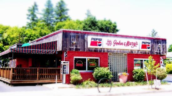 John & Mary's Restaurant