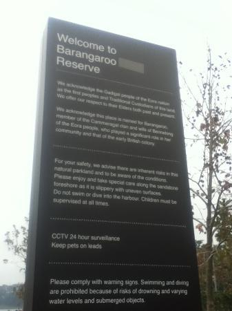 Streets of Barangaroo