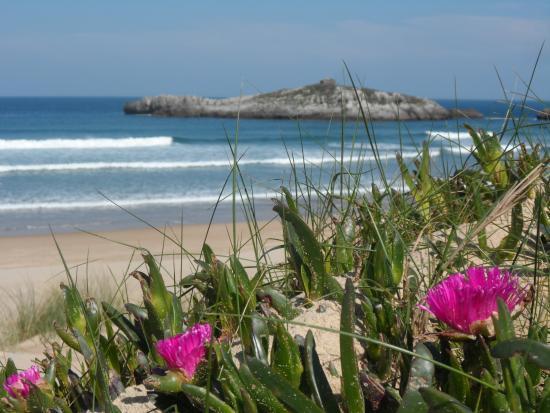 NojActiva: Playa de Ris.