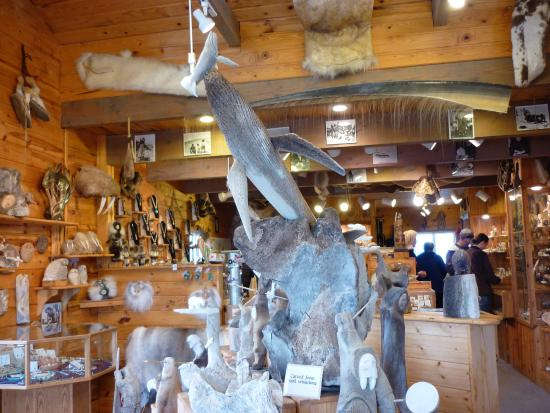 "Kachemak Bay State Park: Shopping on the ""Spit"" in Homer"