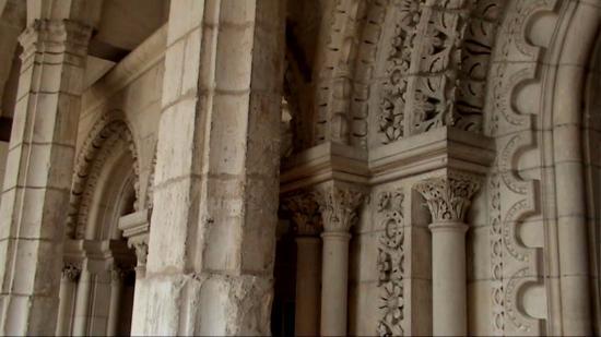 Vieille Ville : Petit cloître St Germain (gratuit)