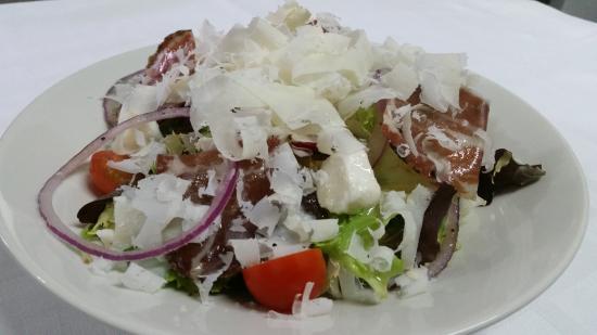 Pizzeria & Ristorante La Rocca: INSALATE LA ROCCA (Menú del día)